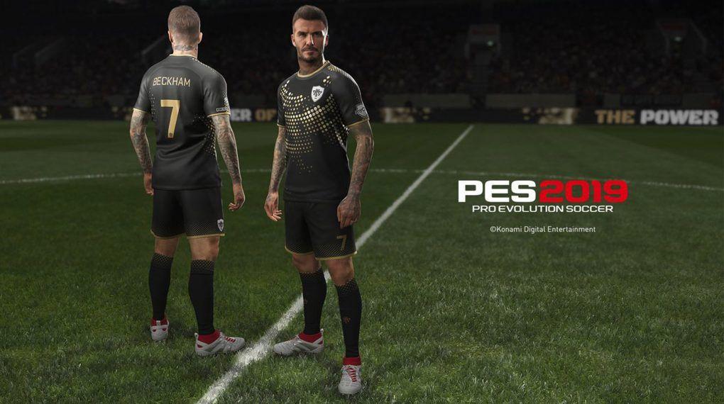 PES 2019 - Pro Evolution Soccer 2019
