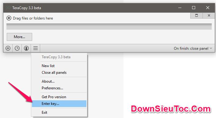 TeraCopy Pro + key bản quyền mới nhất