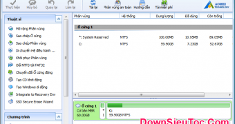AOMEI Partition Assistant Professional 7.1