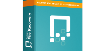 Auslogics File Recovery 8