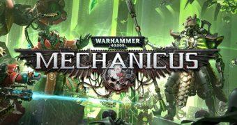 Warhammer 40,000: Mechanicus full crack