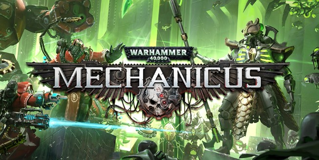 Warhammer 40,000: Mechanicus full crack