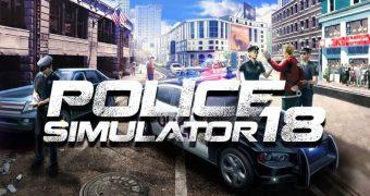 Police Simulator 18 Full Crack