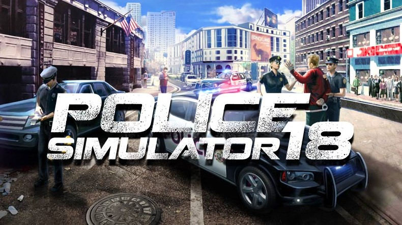 Police Simulator 18 Full Crack