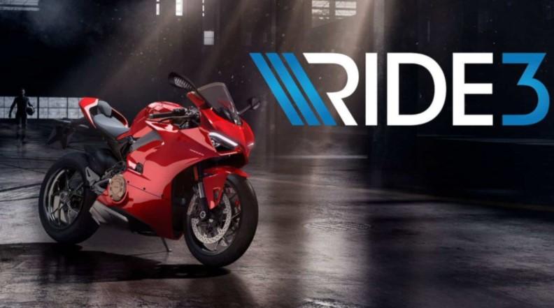 Ride 3 Full Crack