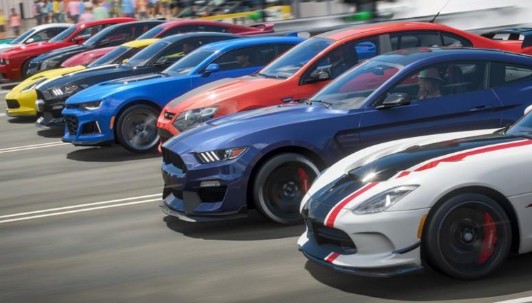 Tải Forza Horizon 4 Crack PC - Game đua xe hay nhất 2018