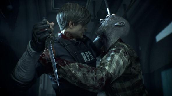 Resident Evil 2 Remake PC Full Crack - Game zombie hay nhất 2019