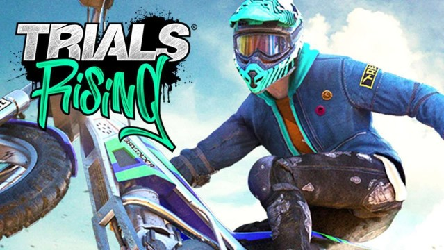 Trials Rising PC Crack
