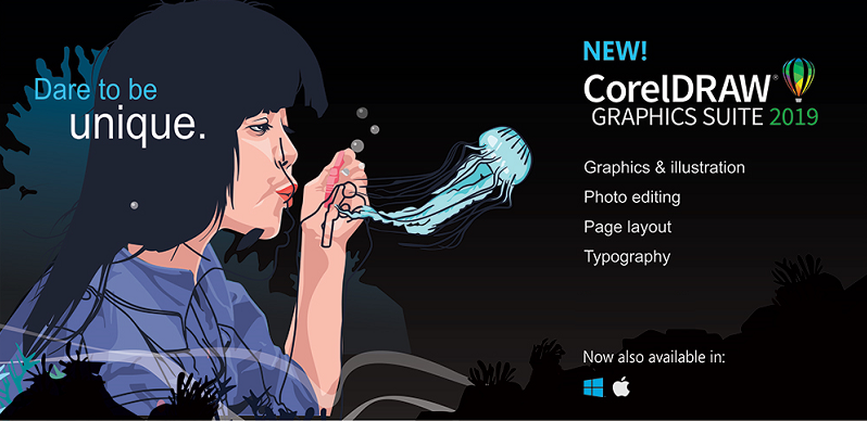 CorelDRAW Graphics Suite 2019 Full crack
