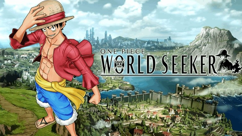 ONE PIECE World Seeker Full Crack