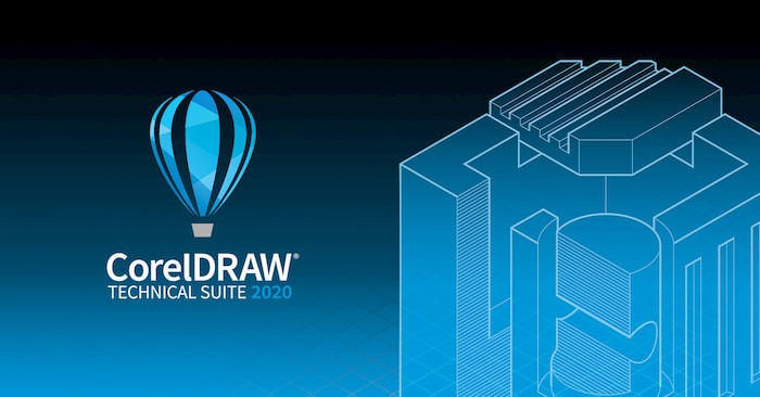 Download CorelDRAW Technical Suite 2020 miễn phí mới nhất