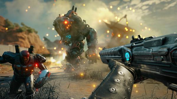 Tải game hành động hay nhất cho PC: Rage 2 Full Crack miễn phí