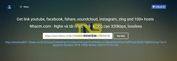 Các cách get link Fshare nhanh ít quảng cáo 2019