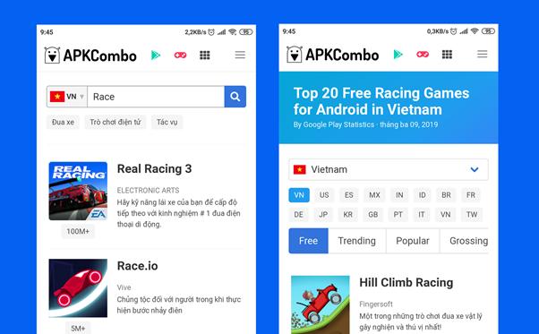 Cách tải game bài về điện thoại Android chơi miễn phí 2