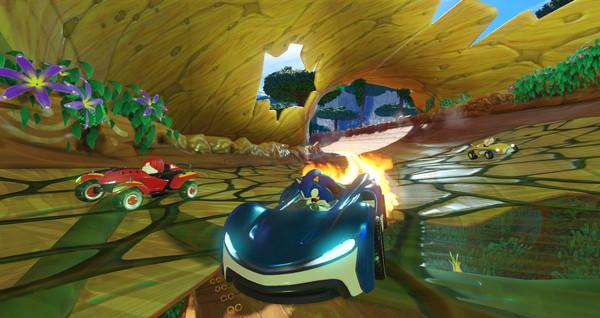 [Fshare] Tải game đua xe hay nhất cho PC Team Sonic Racing Crack