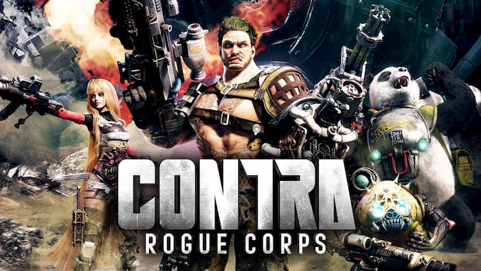 Contra Rogue Corps PC Crack