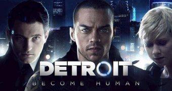Detroit Become Human PC Crack
