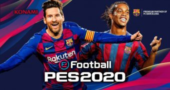 EFootball PES 2020 Full Crack cho PC