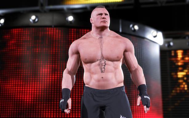 Download WWE 2K20 miễn phí cho PC