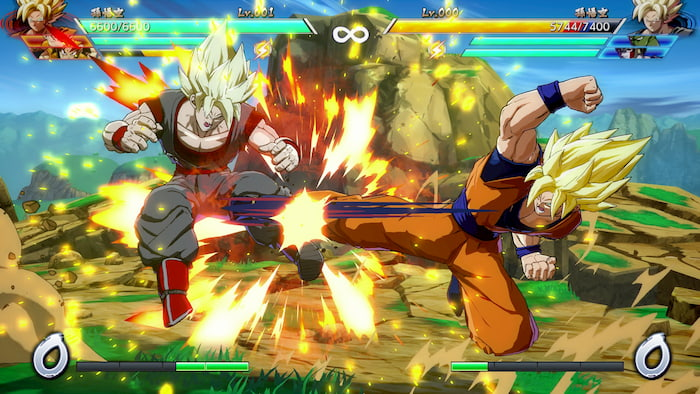 Dragon Ball FighterZ miễn phí
