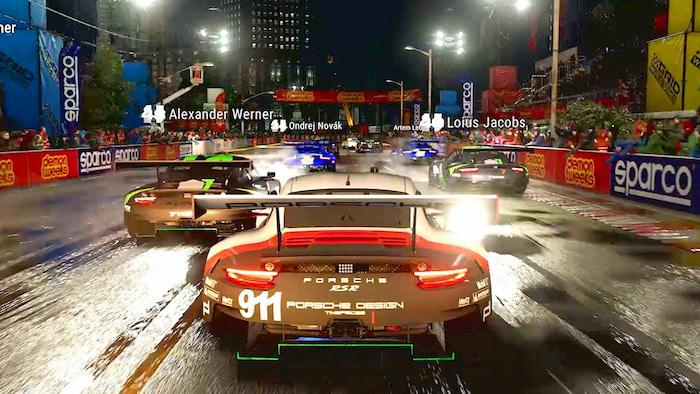 Grid miễn phí - Game đua xe