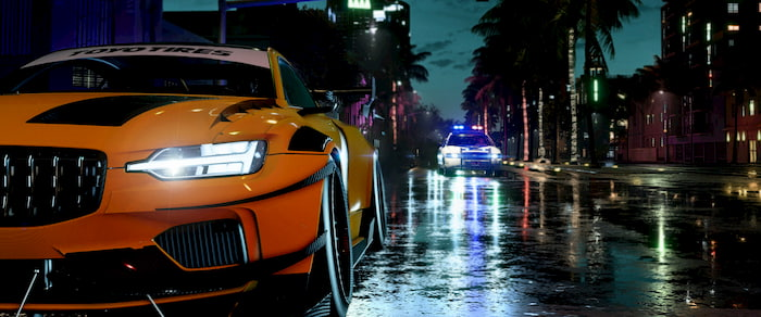 Need For Speed Heat PC miễn phí