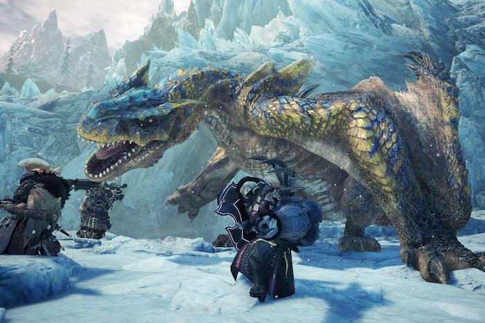 Monster Hunter World Iceborne PC miễn phí