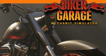 Biker Garage Mechanic Simulator Fshare