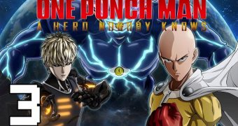 One Punch Man A Hero Nobody Knows Fshare