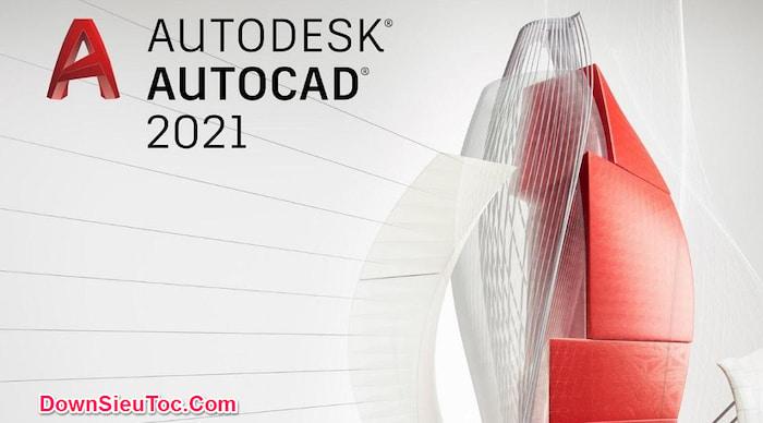 Download AutoCAD 2021 miễn phí mới nhất 2020
