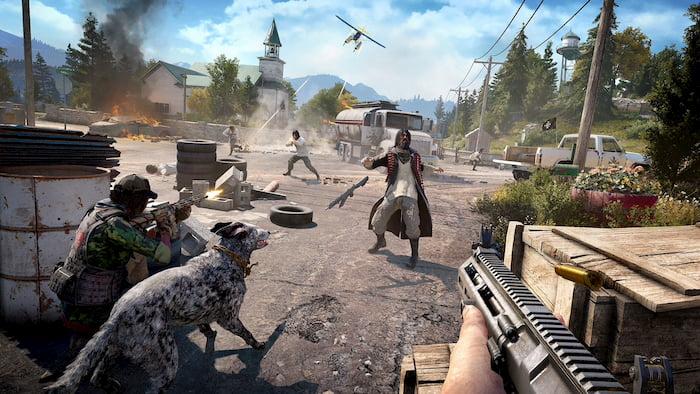 Download Far Cry 5 Việt Hóa miễn phí cho PC