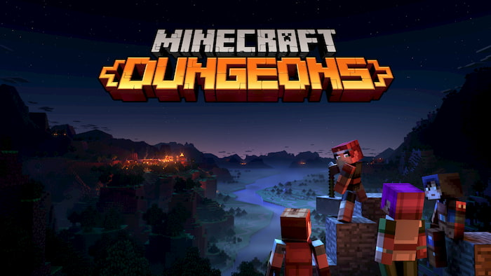 Download Minecraft Dungeons miễn phí cho PC