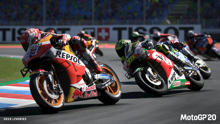 Download MotoGP 20 miễn phí cho PC