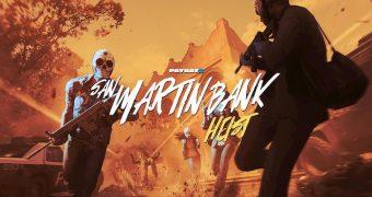 Download PayDay 2 San Martin Bank Heist miễn phí cho PC
