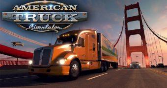 TảiAmerican Truck Simulator miễn phí cho PC