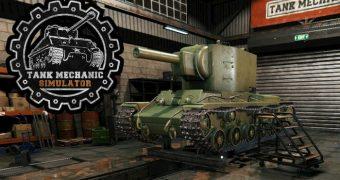 Tải game Tank Mechanic Simulator miễn phí cho PC