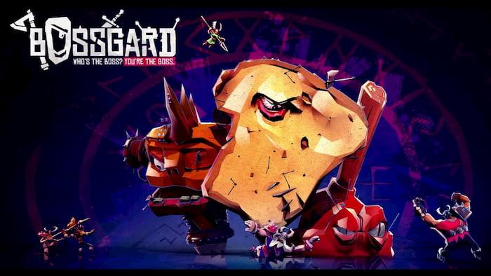 Tải game Bossgard miễn phí cho PC