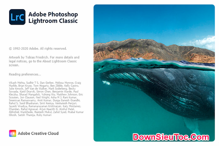 Download Adobe Photoshop Lightroom Classic CC 2020 miễn phí mới nhất 2020