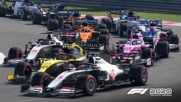 Tải game đua xe F1 2020 miễn phí cho PC