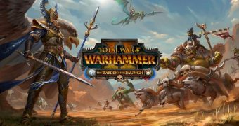 Tải game chiến lược Total War Warhammer 2 The Warden and The Paunch miễn phí cho PC