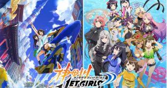 Tải game đua xe Kandagawa Jet Girls miễn phí cho PC