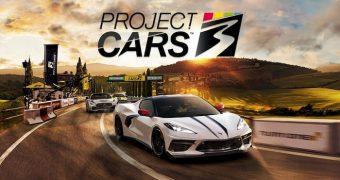 Tải game đua xeProject CARS 3 miễn phí cho PC