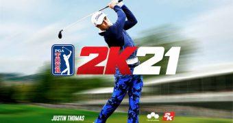 Tải game thể thao PGA Tour 2K21 miễn phí cho PC