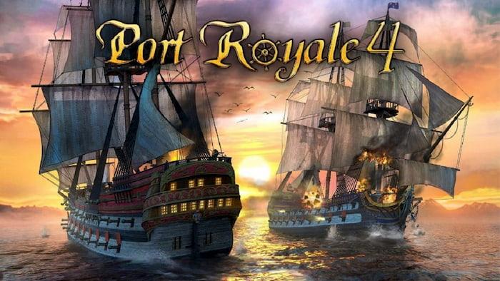 Tải game chiến lượcPort Royale 4 miễn phí cho PC