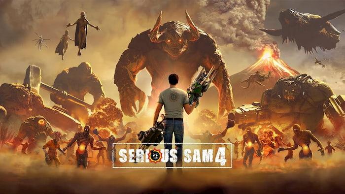 Tải game hành động Serious Sam 4 miễn phí cho PC