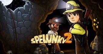 Tải game hành động Spelunky 2 miễn phí cho PC