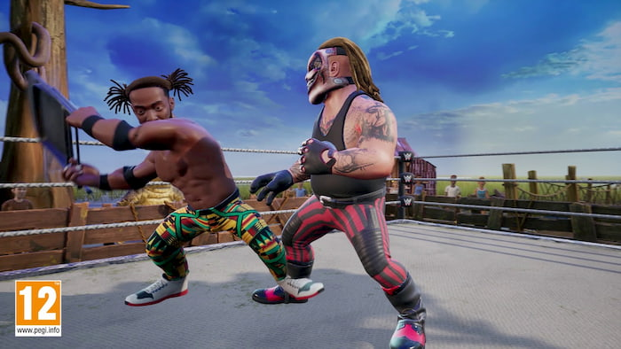 Tải game hành động WWE 2K Battlegrounds miễn phí cho PC