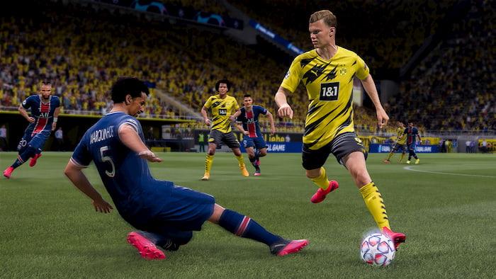 Tải game bóng đáFIFA 21 miễn phí cho PC