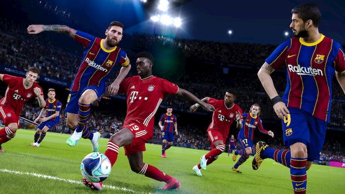 Tải game bóng đá eFootball PES 2021 miễn phí cho PC
