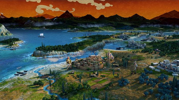 Tải game chiến lượcA Total War Saga: Troy miễn phí cho PC
